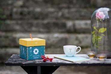 Envouthé : une nouvelle Box de thés et infusions bio à l'effigie du Petit Prince