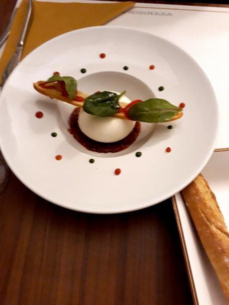 Burratta _ ratatouille © Gourmets&co