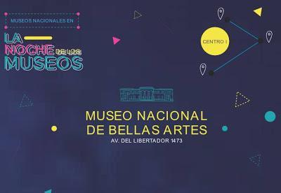 Le MNBA dans la Noche de los Museos [à l'affiche]