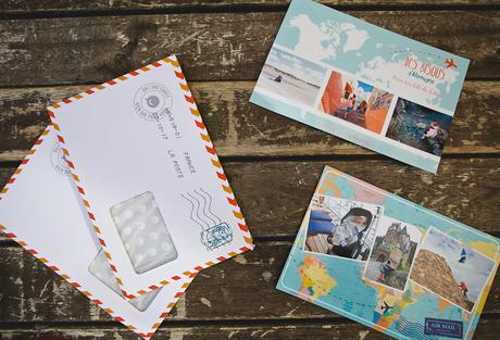 POPCARTE : Mon histoire de cartes postales