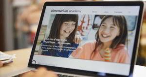L'Alimentarium et sa nouvelle plateforme éducative digitale