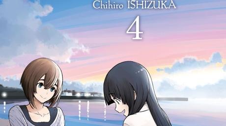 Flying Witch Tome 4 de Chihiro Ishizuka