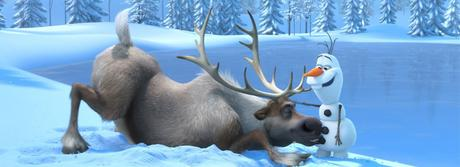 Les personnages de La Reine des neiges reviennent sur Disney Cinéma