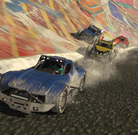 #Gaming -  #Codemasters annonce Onrush !