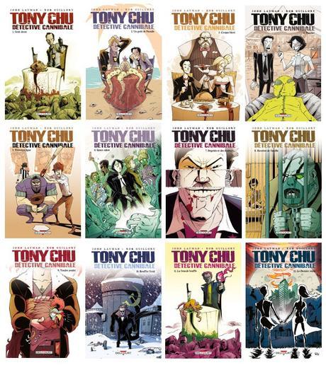 LAYMAN John & GUILLORY Rob – Tony Chu