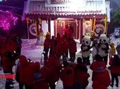 Chiang mai, Krathong rêve glacé pour grand panda (vidéo)