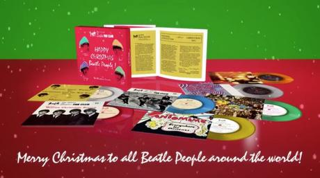 A paraître : The Beatles Christmas Records Box #The Beatles