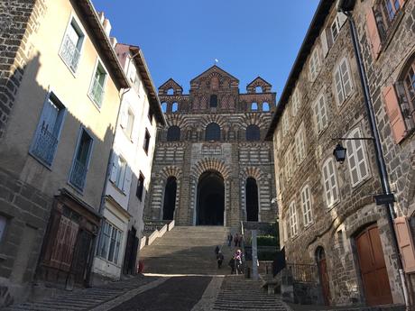 Carte postale du Puy en Velay