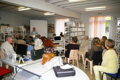 Derniers ateliers, Dernières rencontres, Nombreuses visites