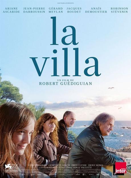 La villa de Robert Guédiguian sera au ciné le 29 novembre 2017