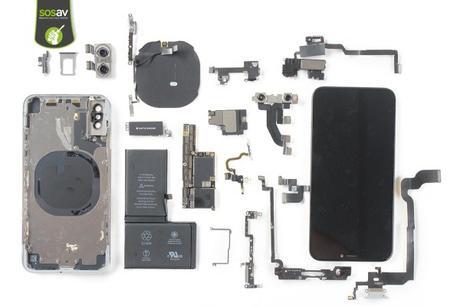 L'iPhone X a avoué tous ses secrets a SOSav !