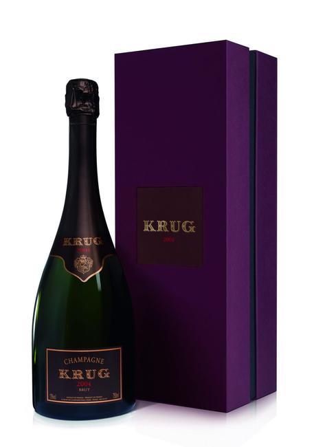 Krug 2004 et les créations de 2004