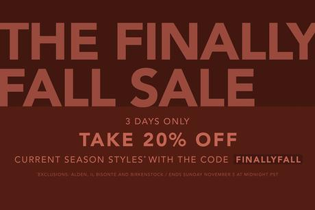 UNIONMADE – THE FINALLY FALL SALE