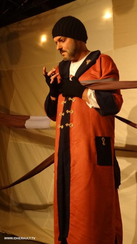 MONTPELLIER – Retour sur «Le Malade Imaginaire» de Molière – La Chocolaterie – 1, 2 et 3 novembre