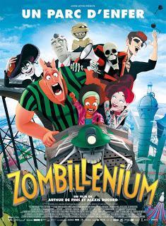 Cinéma Geostorm / Zombillénium