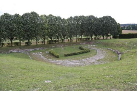 Le Musée Archéologique de l'Oise veut faire une constitution 3D du théâtre gallo-romain de Vendeuil-Caply.
