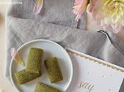 Financiers matcha