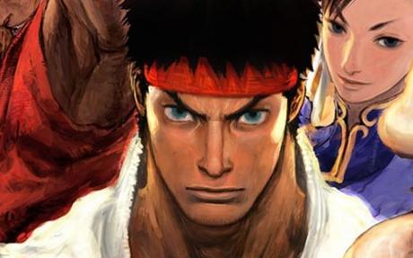 Une collection de jeans « Street Fighter »