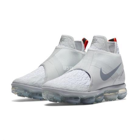 Nike Air Vapormax Chukka Slip Pure Platinium