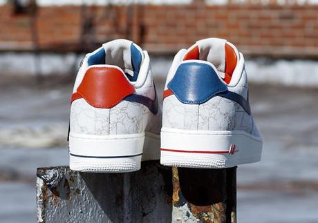 Nike Air Force 1 Low Global Citizen M5 and design
