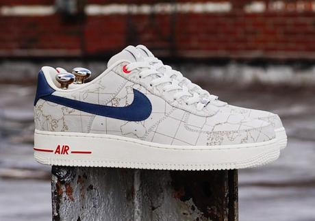 Nike Air Force 1 Low Global Citizen and M5 design