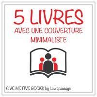 Give Me Five Books #7 - 5 livres avec une couverture minimaliste