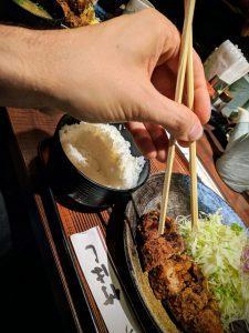 On mange japonais