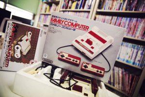 Famicom - Nintendo TV Game Color - Les trésors de l'Université de Ritsumeikan