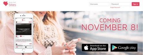 Découvrez Book + Main Bites Romance, une nouvelle appli à tester dès le 8 novembre