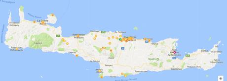Des photos de mon nouveau paradis, la Crète