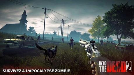 Jeu du jour : Into the Dead 2 (iPhone & iPad)