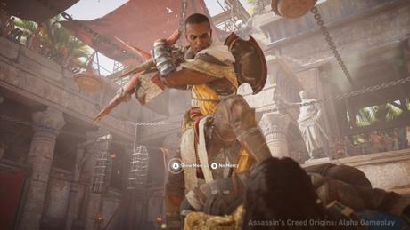 Assassin's Creed: Origins lent à cause des DRM