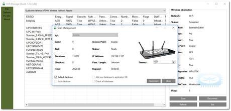 CobraTek Wifi Manager