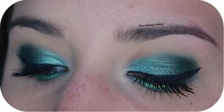Green Forest Makeup {Jaclyn Hill x Morphe}