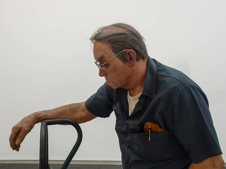 duane hanson, sculpture, hyperrealism, pop art