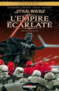 star wars l empire ecarlate integrale