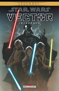 Star Wars Vector Integrale