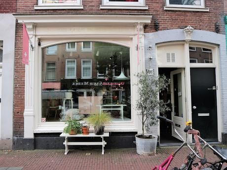 Amsterdam / Atelier rue verte / All the luck in the world 2 /