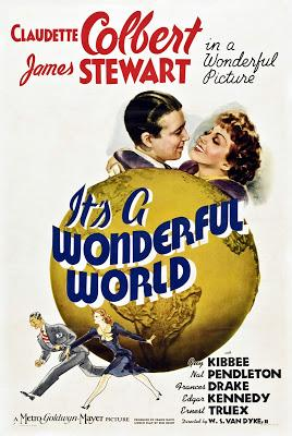 Le monde est merveilleux - It's a Wonderful World, W. S. Van Dyke (1939)
