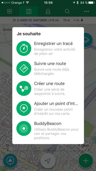 Comment créer un itinéraire pour une Garmin depuis son smartphone