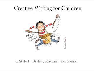Ecriture créative, Session 4: Style I - Oralité et sonorités