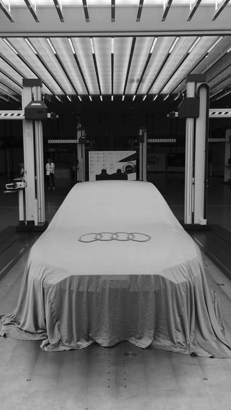 Reportage : De la conception à la personnalisation de l'Audi A7 Sportback