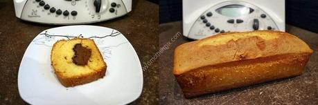 cake au nutella
