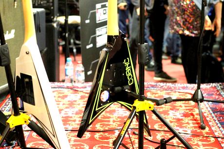 Signing Session et Showcase d'Alexi Laiho avec ESP chez Michenaud à Nantes Part 1