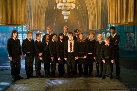 Harry Potter et l'Ordre du Phénix, de J. K. Rowling