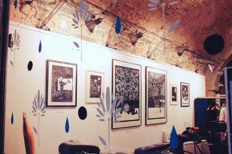 Les « Souvenirs d'été » d'Agrume à la galerie Superposition