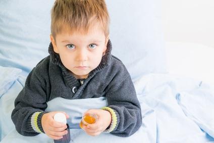 TOUX chez l'ENFANT : Le miel bien meilleur… qu'un placebo