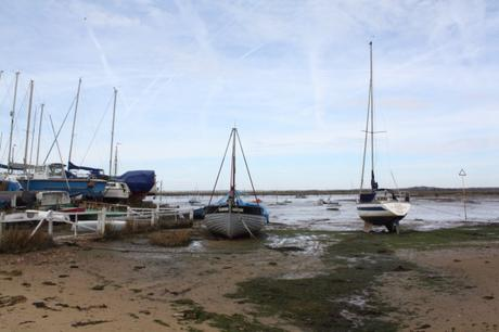 Sunny Monday #44 Mersea Island