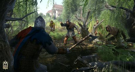 Kingdom Come Deliverance ps4 xbox one pc date de sortie 1236