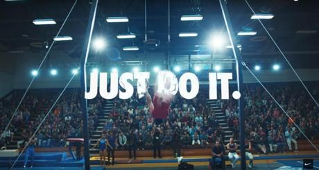 Just do it by Nike